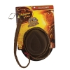 Indiana Jones Indiana Hat and Whip Set Adult
